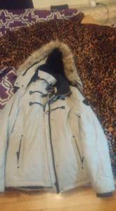Ladies winter coat