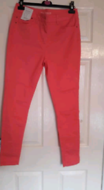 Ladies jeggings size 14 from marks and Spencer