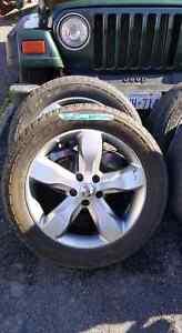 "20"" Jeep Grand Cherokee rims"