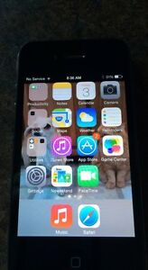 Iphone 4 with Extras Excellent Condition