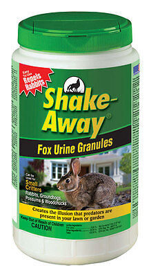 Shake-Away For Small Critters Animal Repellent Granules 5 lb