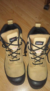 Aggressor Steel Toe Boots