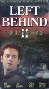 Left Behind II Tribulation Force Brand New & Packaged VHS