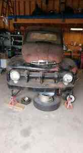 1950 Mercury M1 pick up....Great Hotrod Project