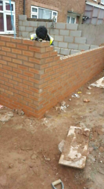 A m builders fences Roof slabs driveways paving extention free