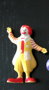 McDONALD'S FIGURES---1985--ASSORTED