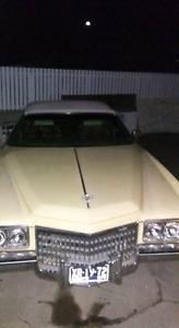 1972 cadillac elderado convertible