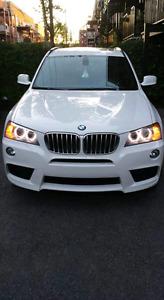 BMW X3 35i Mpack
