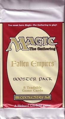 MTG Factory Sealed Fallen Empires Booster Pack, Magic the Gathering