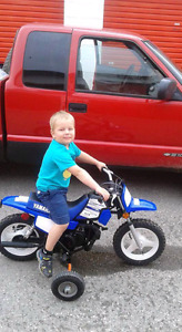 Looking for a place for my 5 year old son and I to ride dirtbike