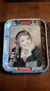 ANTIQUE COCA-COLA COKE TRAY