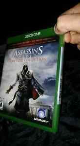 Brand New Assassin's Creed The Ezio Collection For Xbox One