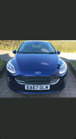 Absolutely stunning New Shape Ford Fiesta in Metallic Blue