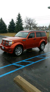 2008 Dodge Nitro RT 4.0 .  Sell/Swap/trade