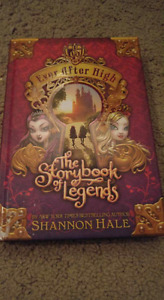 Ever After High hard cover books