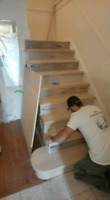 STAIRS, FLOORS AND MORE!!!