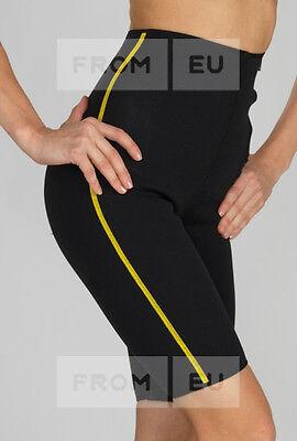 Neoprene Slimming Shorts Lose Weight Abdominal Warmer, Tummy Tuck Workout Pants