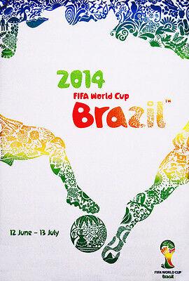 Fussball WM - 2014 - FIFA Fußball-Weltmeisterschaft (Brasilien)