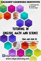 Tutoring all subjects and grades