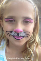 Fairytale Fantasy Face Painting - 20% off!