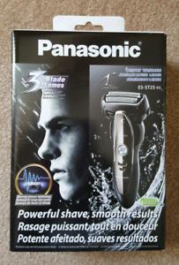 BNIB Panasonic 3 blade wet/dry electric shaver