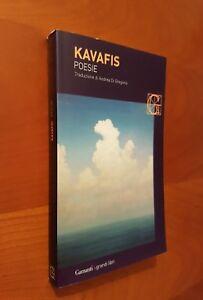 Poesie-Kavafis-Konstantinos