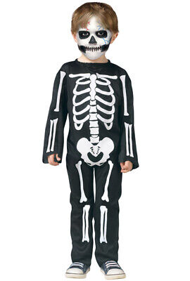Scary Toddler Halloween Costumes (Scary Skeleton Toddler Halloween)