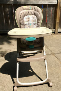 Ingenuity Trio 3in1 Deluxe High Chair - Bloor west village