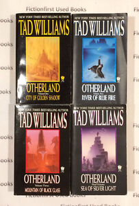 """""""Otherland"""" by: Tad Williams"""