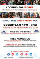 Free: Coquitlam Job Fair – February 6th, 2019