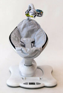 4Moms Mamaroo Bouncer, Grey Classic