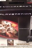 Playstation 3 - 80gb - backwards compatible