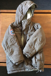 MEC Winter Jacket Size 8 Kid