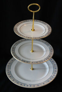 ROYAL DOULTON - EMPRESS 3 TIER CAKE STAND