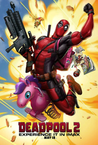 Looking for Deadpool 2 Movie Posters