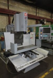 "40""X, 20""Y, 16""Z, HAAS, TM-3, 2008, CNC MILLING MACHINE"