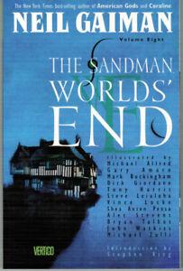 The Sandman 8 - World's End: Graphic Novel
