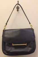 Sac cuir Taylor COACH Leather Flap Shoulder Bag