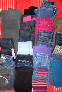 Lot of Size 5 Girls Clothes