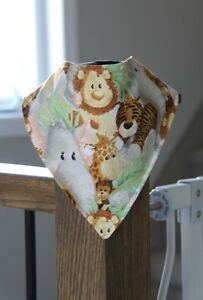 Baby Bandana Bibs ( Boys / Girls )    $6 Each