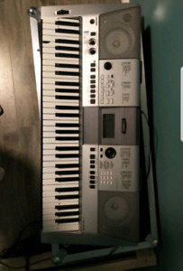 YAMAHA KEYBOARD (has to go)