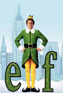 Elf - A 2003 VHS Movie. Kitchener / Waterloo Kitchener Area image 1