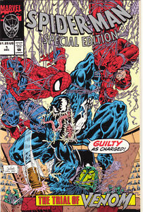 Spider-man Special Edition #1 - Available Only Thru Mail