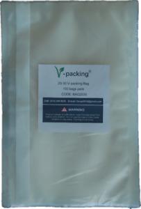 Sacs de scellant sous vide/Vacuum Sealer Bags