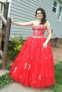 Beautiful Prom Gown worn for a couple hours excellent condition!