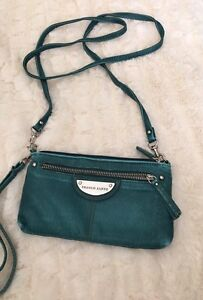 Franco Sarto wristlet/sling bag $4