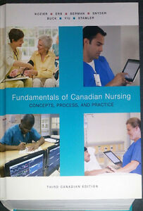 Fundamentals of Canadian Nursing textbook for sale