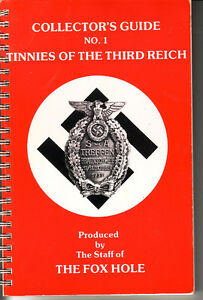 Collectors Guides #1&2, Tinnies of the 3rd Reich