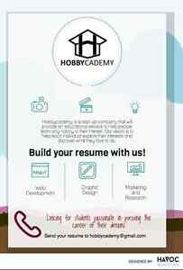 Looking for more work experience?