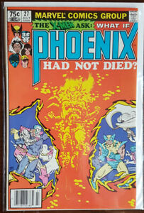 WHAT IF ? 27 Phoenix had not died